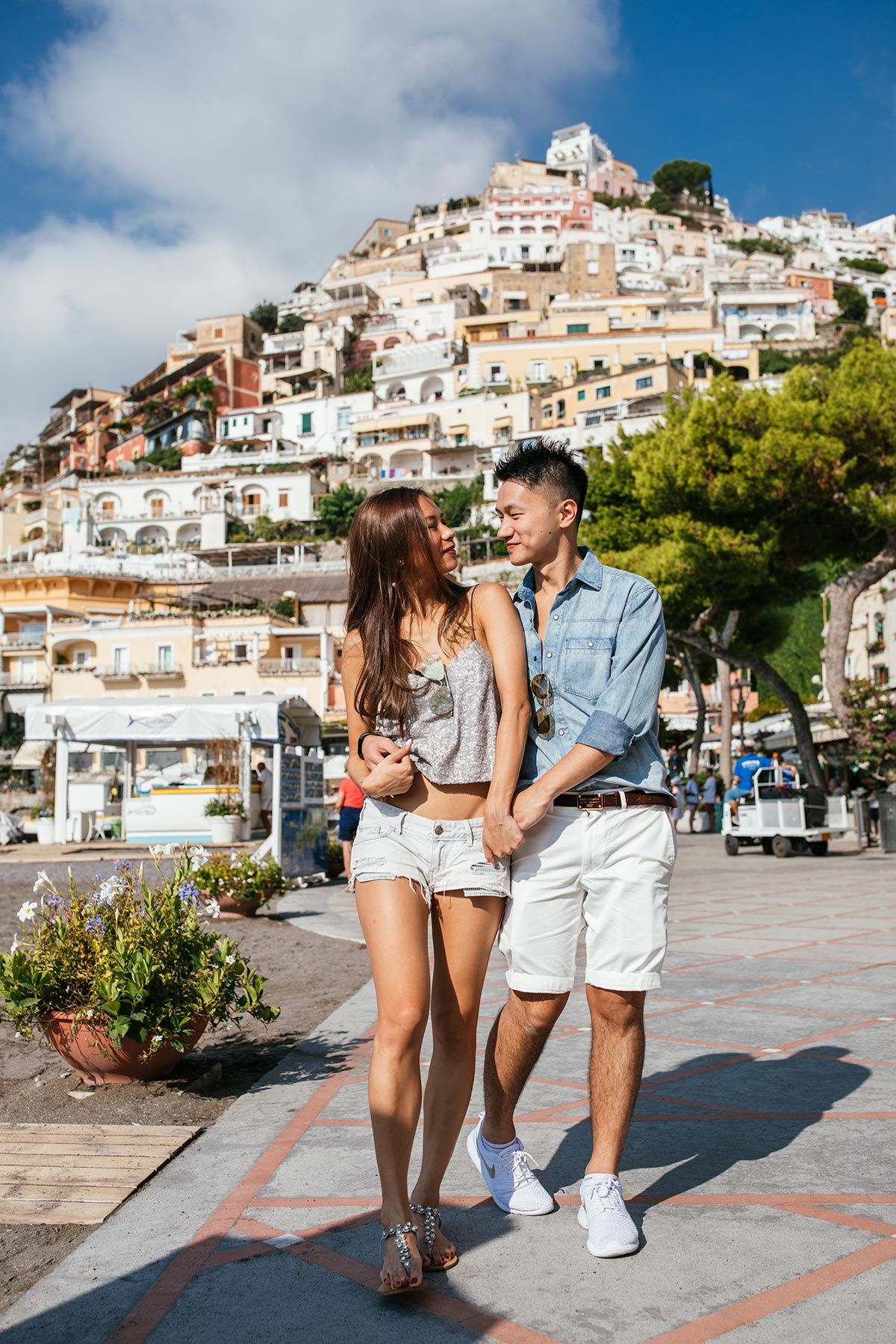 Romantic-engagement-in-Positano