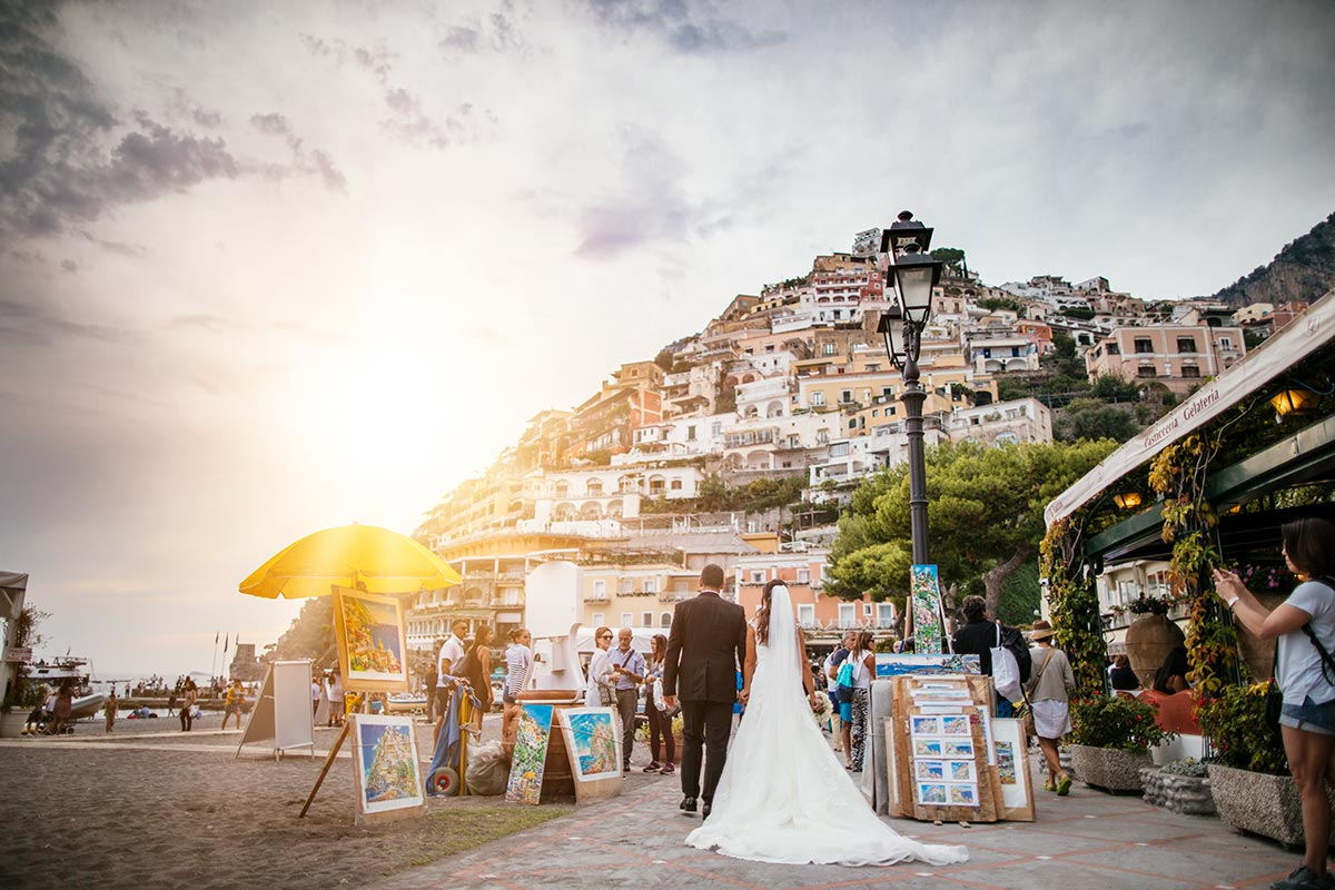 Sunset-wedding-in-Amalfi-Lucia-Salvatore